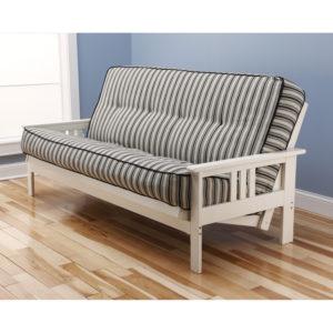 kodiak futon antique white