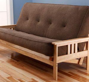 kodiak natural futon